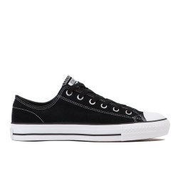 CHAUSSURES CONVERSE CHUCK TAYOR PRO OX - BLACK WHITE