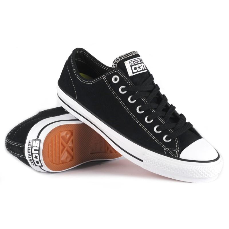 Chaussures Converse Ctas Pro Ox Black White