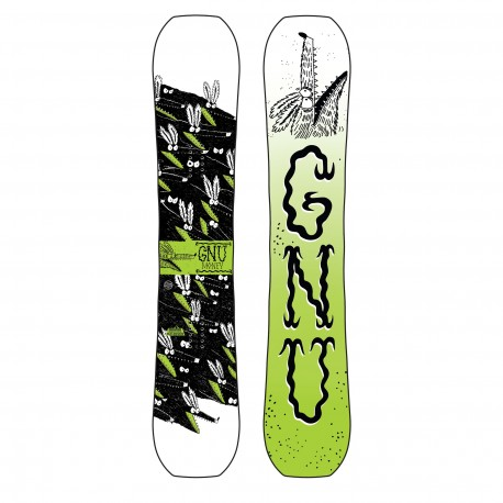 SNOWBOARD GNU MONEY C2E 2020