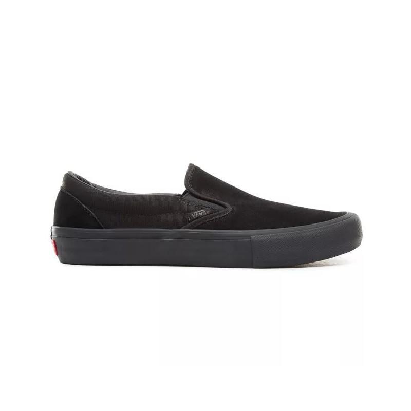 Chaussures Vans Slip On Pro - Blackout