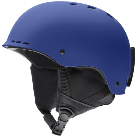 CASQUE SMITH HOLT 2 - MATTE KLEIN BLUE