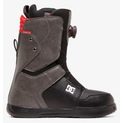 BOOTS DC SNOW SCOUT BOA 20 - GREY BLACK