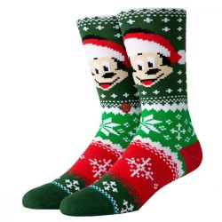CHAUSSETTES STANCE MICKEY CLAUS MULTI