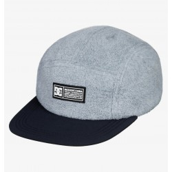 CASQUETTE DC BOREAL - NEUTRAL GREY