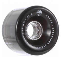 ROUES ARBOR WHEELS OUTLOOK 69MM GHOST BLACK 78A