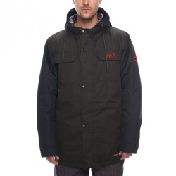 VESTE 686 SLAYER INSULATED JACKET - BLACK DENIM