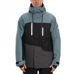 VESTE 686 GEO INSULATED JACKET - GOBLIN BLUE