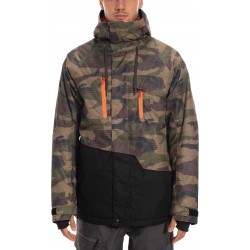 VESTE 686 GEO INSULATED JACKET - CAMO