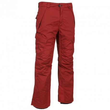 PANTALON 686 INFINITY INSULATED CARGO PANT - RUSTY RED