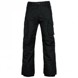 PANTALON 686 INFINITY INSULATED CARGO PANT - BLACK