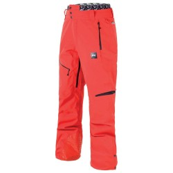 PANTALON SNOW PICTURE TRACK PANT - RED