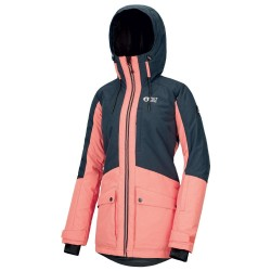VESTE SNOW PICTURE MINERAL WMN JKT - DARK BLUE