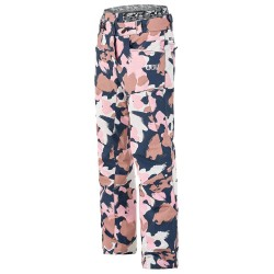 PANT SNOW PICTURE SLANY WMN - PINK PAINTER