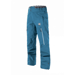 PANT SNOW PICTURE OBJECT - PETROL BLUE