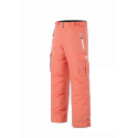 PANT SNOW PICTURE ENFANT AUGUST - CORAL