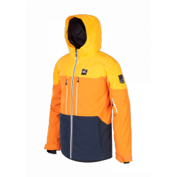 VESTE SNOW PICTURE ORGANIC OBJECT JACKET - YELLOW