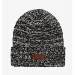 BONNET BURTON GRINGO BEANIE - TRUE BLACK STOUT WHITE MARL