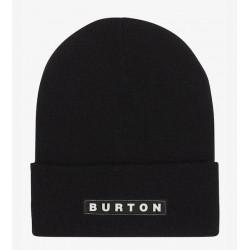 BONNET BURTON ALL 80 BEANIE - TRUE BLACK