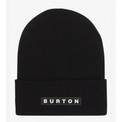 BONNET BURTON ALL 80 BEANIE - TRUE BLACK