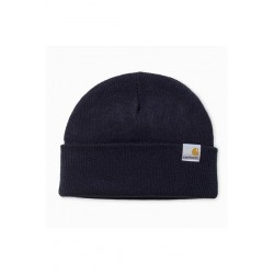 BONNET CARHARTT WIP STRATUS LOW - DARK NAVY