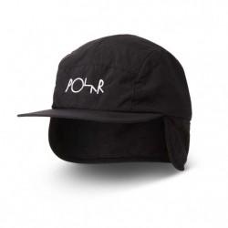 CASQUETTE POLAR FLAP CAP - BLACK