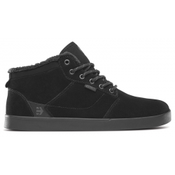 CHAUSSURES ETNIES JEFFERSON MID BLACK BLACK