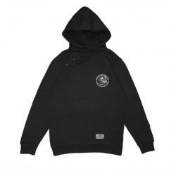 SWEAT JACKER SPECIAL GUEST HOODIE - BLACK