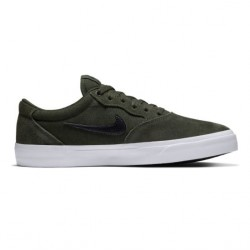 CHAUSSURES NIKE SB CHRON SLR - SEQUOIA BLACK