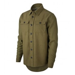 VESTE NIKE SB SKATE TOP - OLIVE MEDIUM