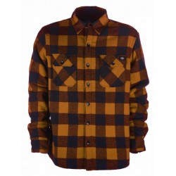 CHEMISE DICKIES LANSDALE - BROWN DUCK