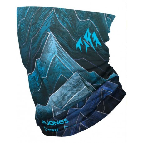 CACHE COU JONES NECKWARMER REVELSTOKE - BLUE
