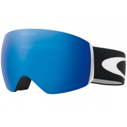MASQUE OAKLEY FLIGHT DECK - MATTE BLACK PRIZM SAPPHIRE IRIDIUM