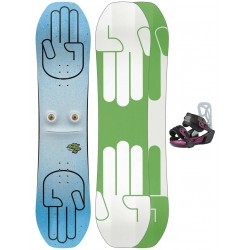 PACK BOARD FIXS SNOW KID BATALEON MINISHRED