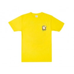 T-SHIRT RIPNDIP CATCH EM ALL - YELLOW