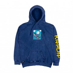 SWEAT RIPNDIP CONFISCATED - OCEAN BLUE