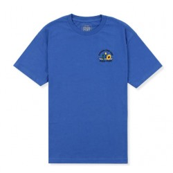 T-SHIRT PASSPORT DINER FOR ONE - ROYAL BLUE