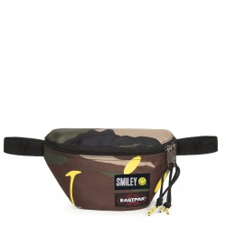 SACOCHE EASTPAK SPRINGER A93 - SMILEY CAMO