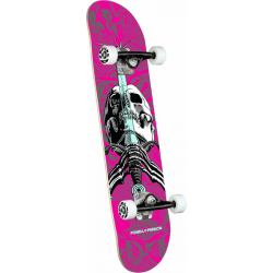 SKATE COMPLET POWELL PERALTA 7.5 X 28.65 SKULL SWORD PINK