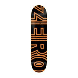 BOARD ZERO DECK PP BOLD HYB ORANGE 8.0
