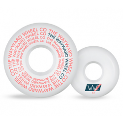 ROUES WAYWARD WHEELS (JEU DE 4) 53MM MENTAL DARK TEAL