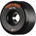ROUES MINI LOGO WHEELS 54MM A-CUT 2 101A BLACK