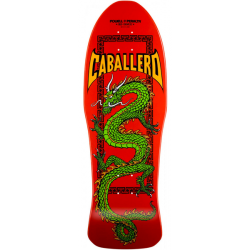 BOARD POWELL PERALTA REISSUE CABALLERO CHINESE DRAGON RED - 10
