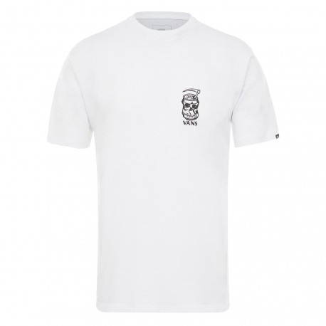 T-SHIRT VANS MN MOONSHINE - WHITE