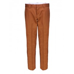 PANTALON DICKIES 873 WORK PANT - BROWN DUCK