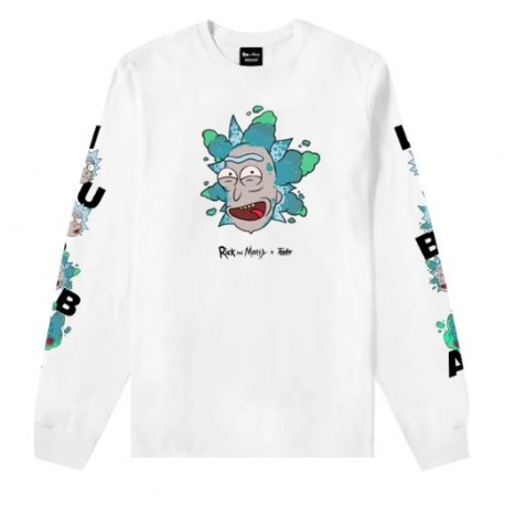 t shirt nike homme taille s rick et morty