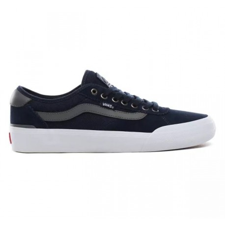 CHAUSSURES VANS CHIMA PRO 2 - DRESS BLUES QUIET SHADE