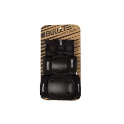 PACK DE PROTECTION ADULTE BULLET - BLACK