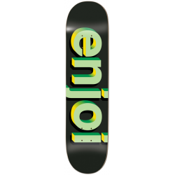 BOARD ENJOI HELVETICA NEUE GREEN 7.75 X 31.18