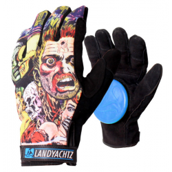 GANTS LONGBOARD LANDYACHTZ COMIC SLIDE PUCKS