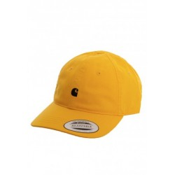 CASQUETTE CARHARTT WIP MADISON LOGO - SUNFLOWER BLACK